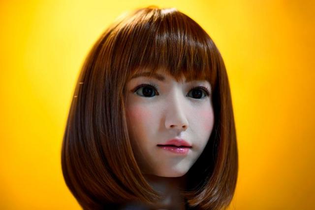 AI actress